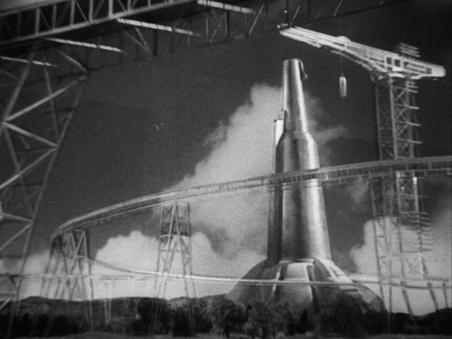 HG Wells' goofy rocketship is literally a gun aimed into space